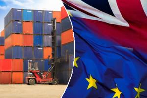 Warenimporte zwischen dem UK und der EU ab Januar 2021