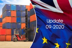Inverkehrbringen von Produkten im UK, Nordirland und der EU – Septemberupdate